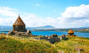 Beach Hotels in Sevan