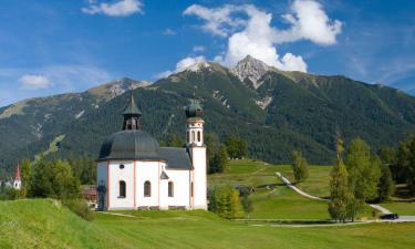 Ferienwohnungen in Reith bei Seefeld
