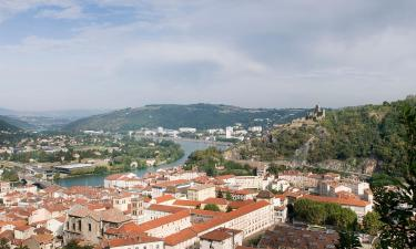 Hotels with Parking in Vienne