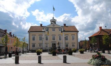 Husdjursvänliga hotell i Vimmerby