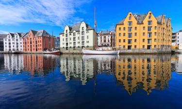 Apartments in Ålesund
