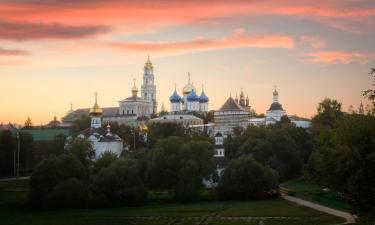 Hotels in Sergiyev Posad