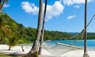 Beach Hotels in Chumphon