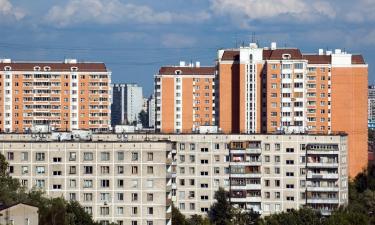 Apartments in Tolyatti