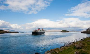 Hotels with Parking in Craignure