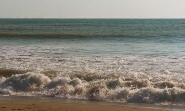 Casas de Temporada em Playas