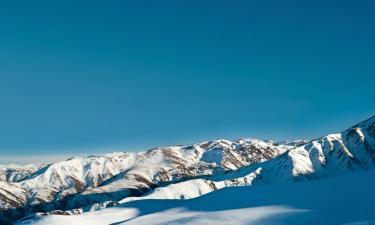 Hoteles con parking en Nevados de Chillán