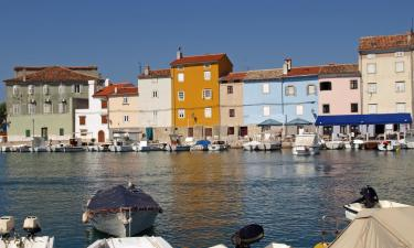 Apartments in Cres