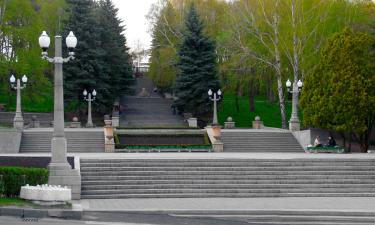 Хостелы в Ставрополе