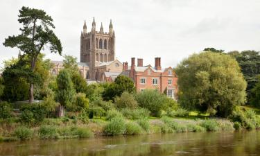 B&Bs in Hereford