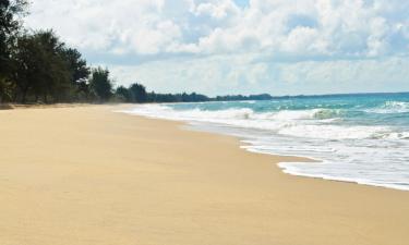 Beach Hotels in Ban Phe