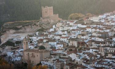 Casas rurales en Alcalá del Júcar