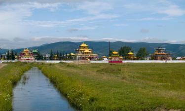 Hostels in Ulan-Ude