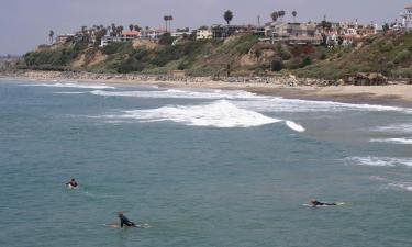 Beach Hotels in San Clemente
