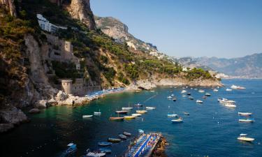 Hotell med parkering i Conca dei Marini