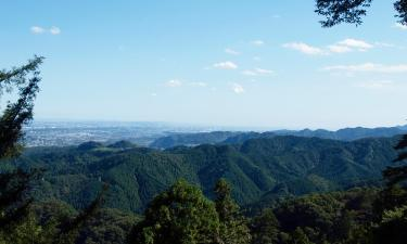 Hotels with Parking in Hachioji