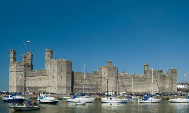 Hotels with Parking in Caernarfon