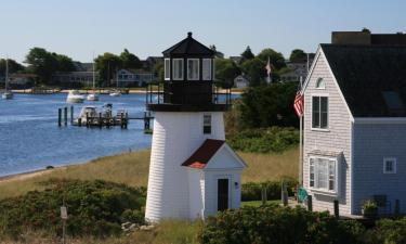 Hotels with Parking in West Yarmouth