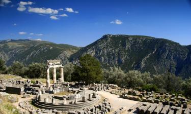 Hotels in Delphi
