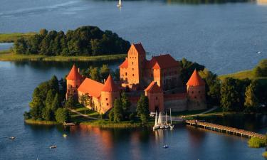 Hotels in Trakai