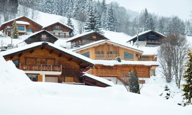Ski Resorts in Saint-Chaffrey