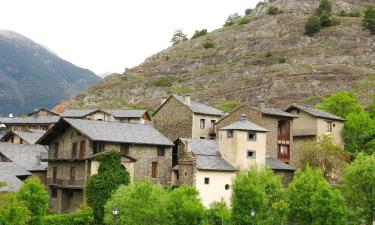 Apartments in La Massana