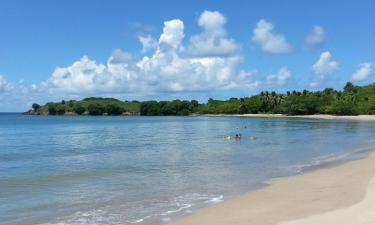 Vacation Rentals in La Trinité