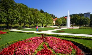 Spa hotels in Rogaška Slatina