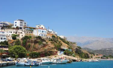 Hotels in Agia Galini