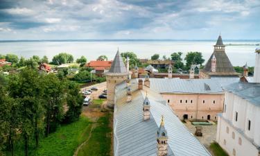 Отели в Ростове