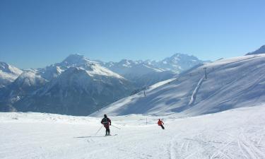 Ski Resorts in Bellwald
