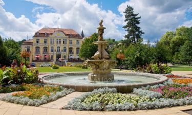 Hotely v destinaci Teplice