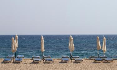 Beach Hotels in Kyllini