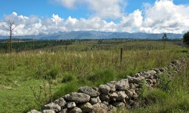 Complejos de cabañas en Sierra de los Padres