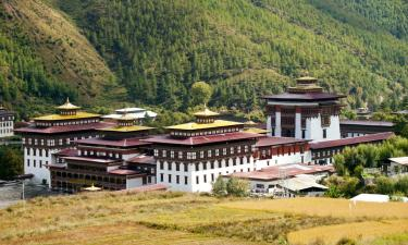 Hotels with Parking in Thimphu