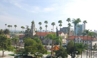 Hotels in Moreno Valley