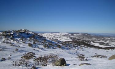Ski Resorts in Perisher Valley