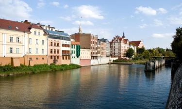 Hotele w mieście Opole
