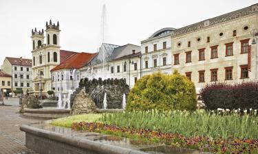 Guest Houses in Banská Bystrica