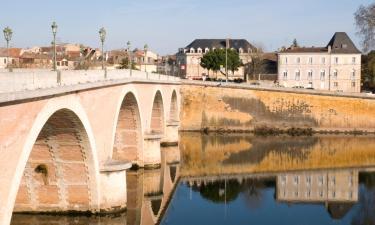 B&Bs in Bergerac