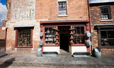Budget hotels in Dudley
