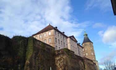 Hôtels à Montbéliard