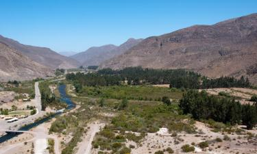Hotels with Pools in Pisco Elqui
