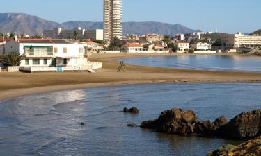 Apartamentos en Mazarrón