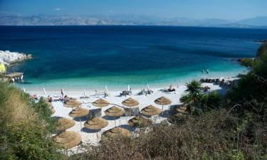 Apartments in Kassiopi