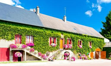 Hotels with Parking in Chagny
