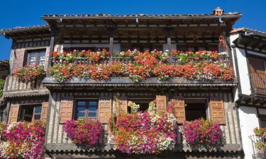Casas rurales en La Alberca