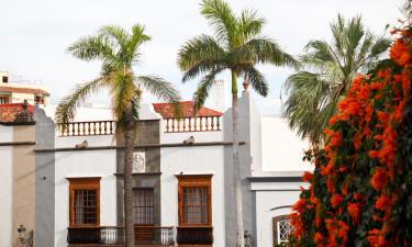 Apartamentos en Santa Cruz de la Palma