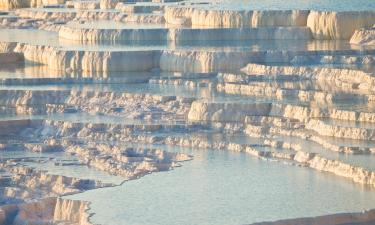 Spa hotels in Pamukkale