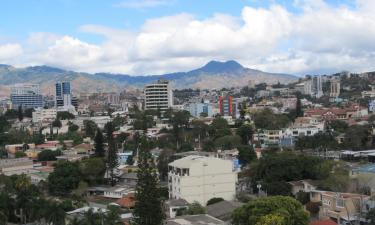 Budget hotels in Tegucigalpa
